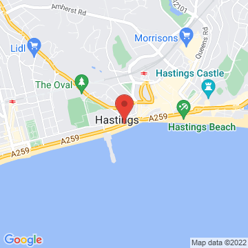 Hasting, White Rock, Hastings TN34 1JX