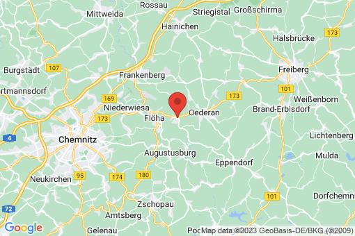 Karte Falkenau