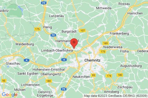 Karte Röhrsdorf