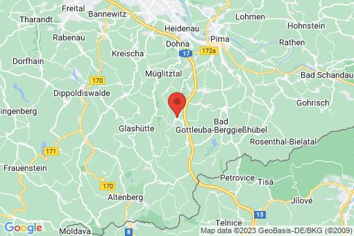 Karte Liebstadt