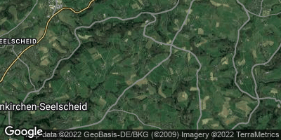 Google Map of Kranüchel