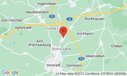 Arbeitsort: Amt Wachsenburg OT Thörey