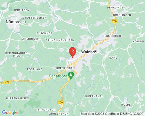 Google Karte von Rohrreinigung Waldbröl