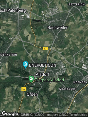 Google Map of Alsdorf