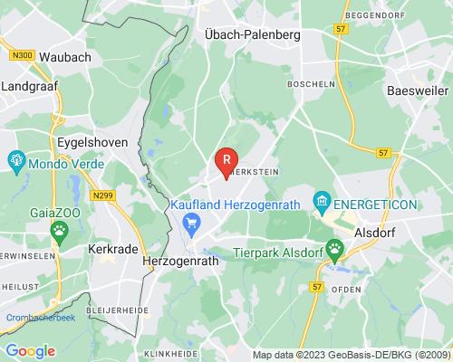 Google Karte von Rohrreinigung Herzogenrath