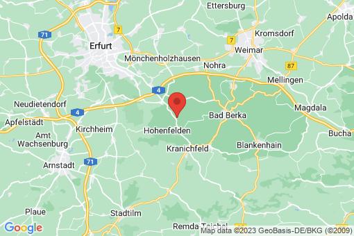 Karte Nauendorf
