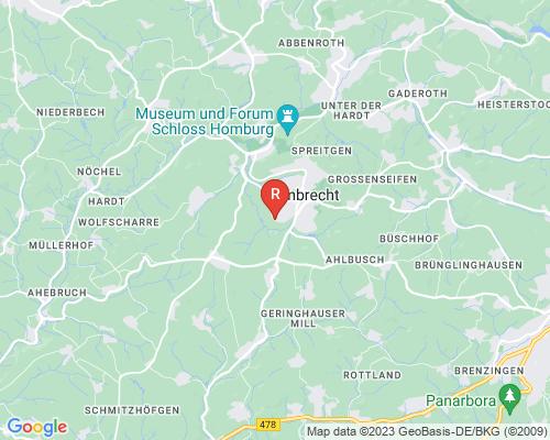 Google Karte von Rohrreinigung Nümbrecht