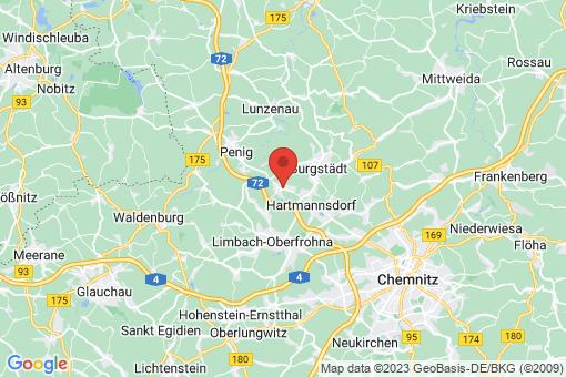 Karte Mühlau