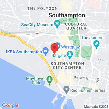 Southampton, Harbour Parade, Southampton SO15 1QF