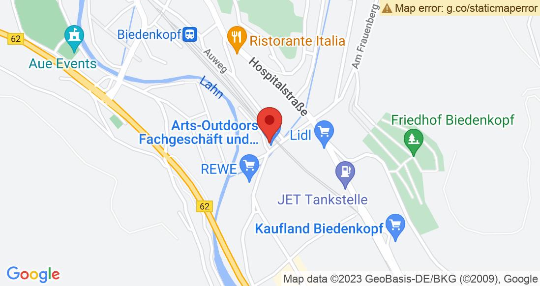 Google Map ARTS-Outdoors e.K.