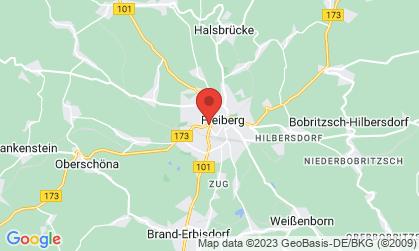 Arbeitsort: Freiberg