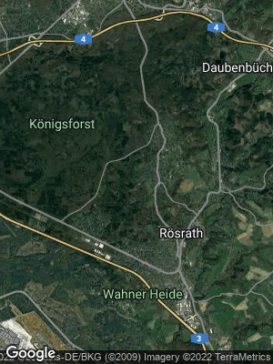Google Map of Forsbach