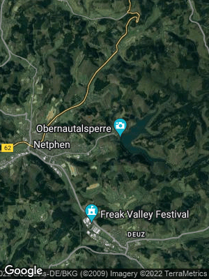 Google Map of Brauersdorf