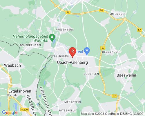 Google Karte von Rohrreinigung Übach Palenberg