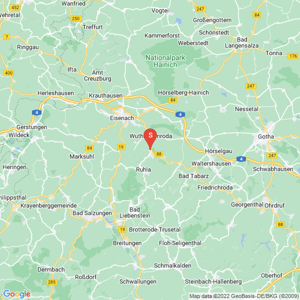 Tropfsteinhöhle Kittelsthal