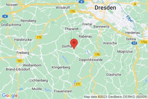 Karte Höckendorf