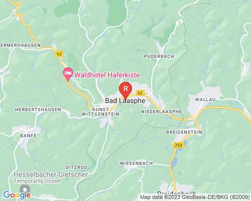 Google Karte von Rohrreinigung Bad Laasphe