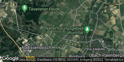 Google Map of Siepenbusch