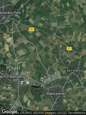Google Map of Beggendorf