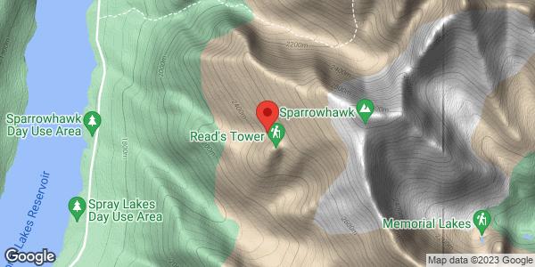 Mount Sparrowhawk Avalanche