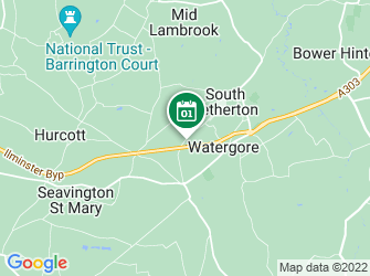 A static map of Yeovil and District Watch Group: Starlings