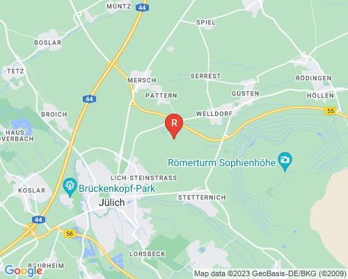 Google Karte von Rohrreinigung Jülich