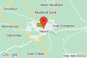 Yeovil Academy Library on the map