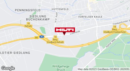 Hilti Store Köln-Ossendorf