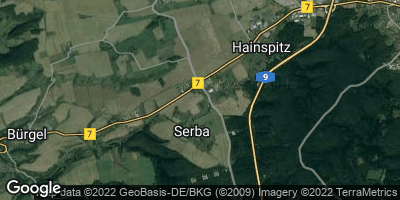 Google Map of Serba