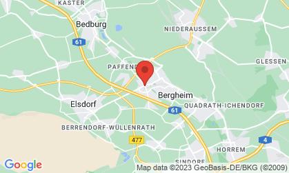 Arbeitsort: Bergheim