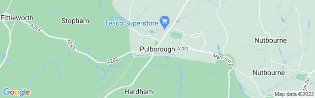 Map Of Pulborough