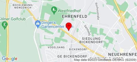 Google Map für Mietobjekte Einmahl