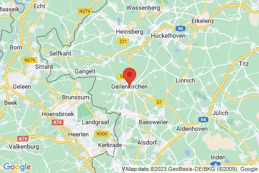 Karte Geilenkirchen