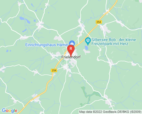 Google Karte von Rohrreinigung Frielendorf