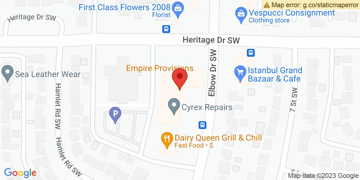 Google Map of
