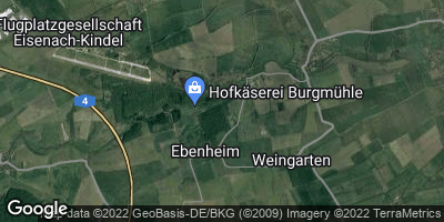 Google Map of Ebenheim
