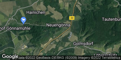 Google Map of Neuengönna