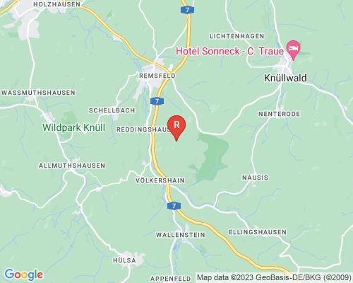Google Karte von Rohrreinigung Knüllwald