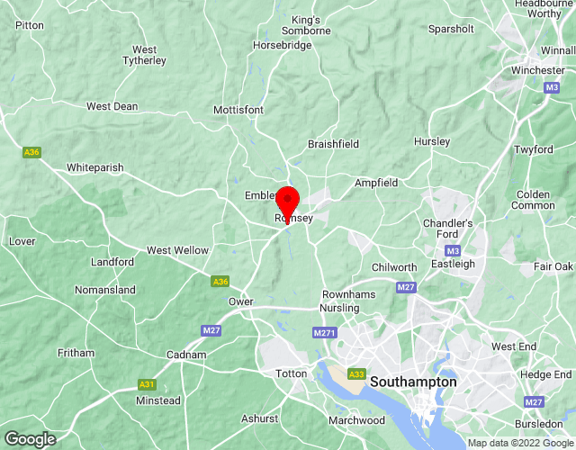 91, Middlebridge Street, Romsey, Test Valley, Hampshire, South East, England, SO51 8HL, United Kingdom
