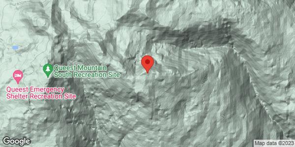 East of Quuest mtn