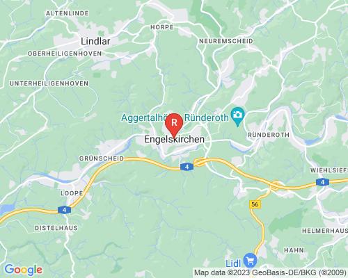 Google Karte von Rohrreinigung Engelskirchen