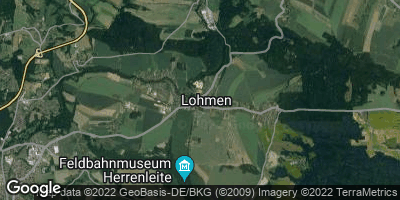 Google Map of Lohmen