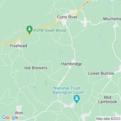 Earnshill House Location