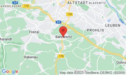 Arbeitsort: Bannewitz