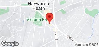 Halfords Haywards Heath location