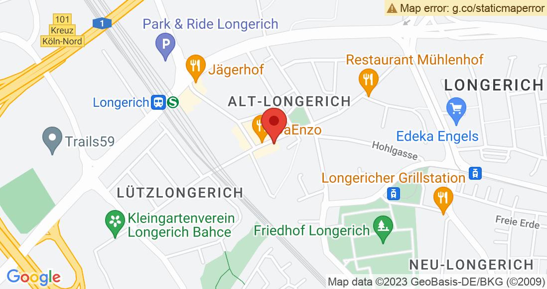 Google Map Südstadtsport Köln Schäfer e.K.