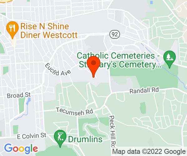 Google Map of Christ The King Retreat House