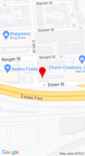 Google Map of Harrison Equipment Corp. 500 Essex Street , Harrison, NJ, 7029