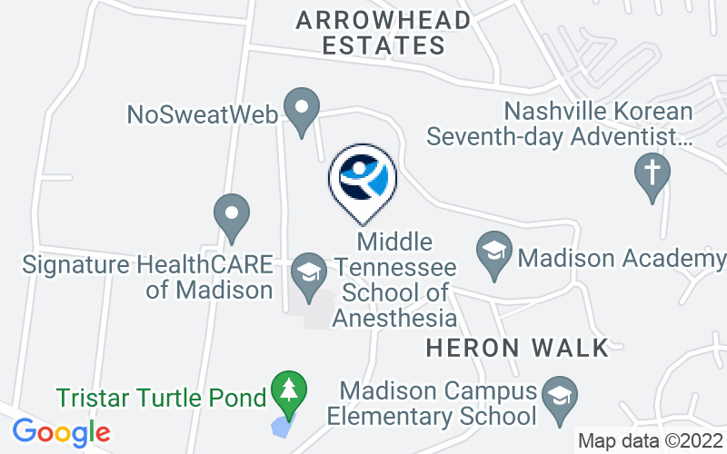 TriStar Behavioral Health - Skyline Madison Campus Location and Directions