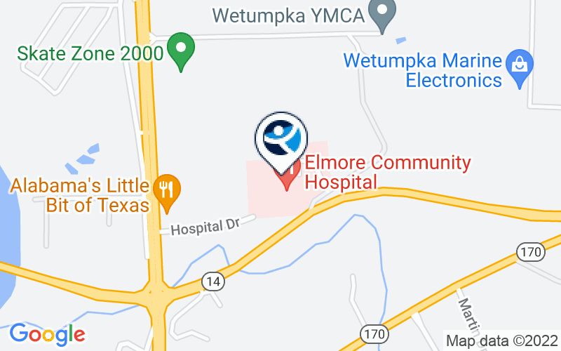 Elmore Community Hospital Location and Directions